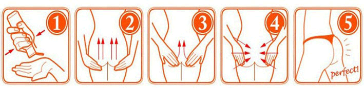 Directions to Use Butt Enlargement Creams for Best Results