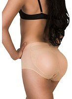 Silicone Padded Panties for Big Buttocks