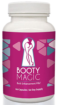 Booty Magic Buttocks Supplements