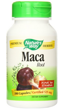 Natural Way's Organic Maca Pills