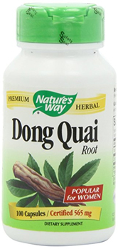 Dong Quai root extract for increasing butt size