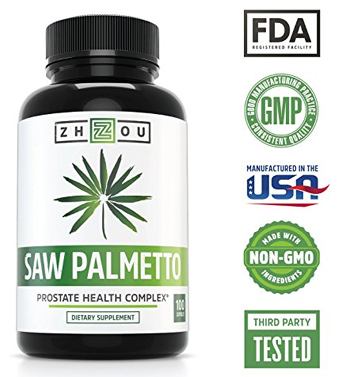 Saw Palmetto for Buttocks
