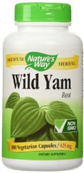 wild yam breast benefits