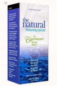 Carrageenan Natural Lubricant for Sex
