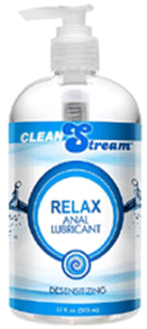 clean stream anal lubricant