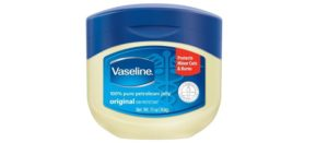 Vaseline as Sex Lubricant